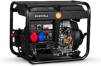HIOD Grupo Generador de Emergencia Generadores Diesel 5500W, 5.5kva para Casa Al Aire Libre RV