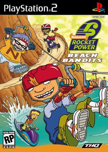 Rocket Power Beach Bandits - PS2