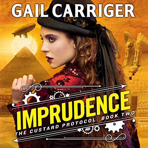 Imprudence audiobook cover art