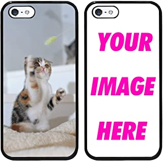 Customized Phone Case for Apple iPhone 5/5s/SE,Personalized Phone Case,Make Your Own Phone Case (for iPhone 5/5s/SE)