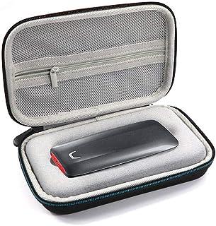 NiceCool 旅行ケースSamsung X5ポータブルSSD 1TB & 2TB & 500GB Thunderbolt 3外部SSD用