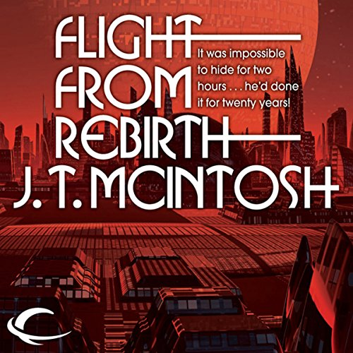 Flight from Rebirth audiobook cover art