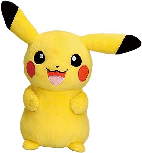 Pokemon Pikachu talk stuffed full-length 24cm