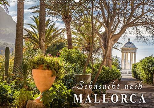 Sehnsucht nach Mallorca (Wandkalender 2021 DIN A2 quer)