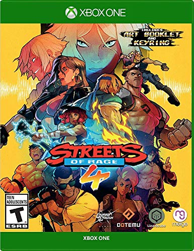 Streets of Rage 4 for Xbox One [USA]