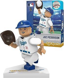 Oyo Sports P-MLBLAD31H-G5LE Los Angeles Dodgers Joc Pederson Home Uniform Limited Edition Oyo Minifigure
