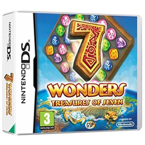 Avanquest  7 Wonders Treasures of Seven DS