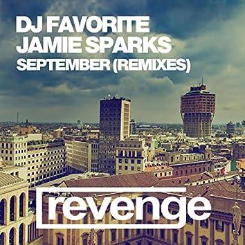 September (Official Remixes)
