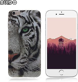 130ee243077 AllDo Funda Silicona para iPhone 6 Plus iPhone 6S Plus (5.5 Pulgadas)  Carcasa Protectora