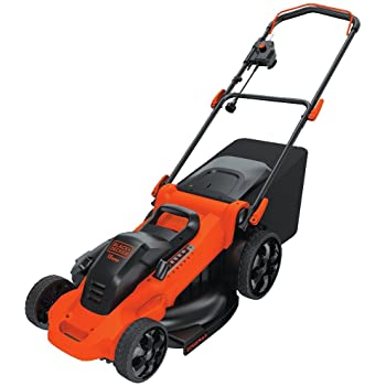 BLACK+DECKER Lawn Mower, Corded, 13-Amp, 20-Inch (MM2000)