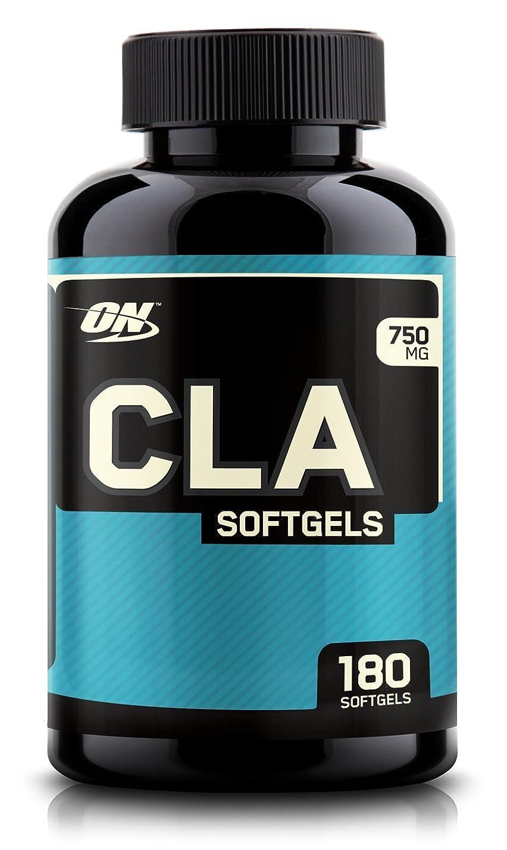 燃料社会主義者意気消沈した海外直送品 Optimum Nutrition CLA 750mg, 180 Softgels