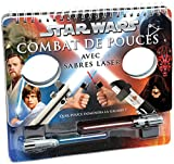 Star Wars , Combat de pouces Sabres laser