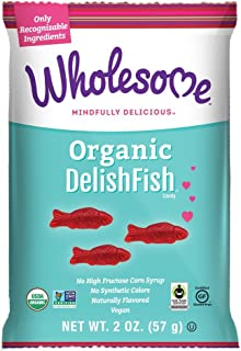 Wholesome Organic DelishFish, 2-Ounce (48 Count)