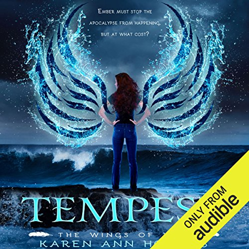 Tempest audiobook cover art