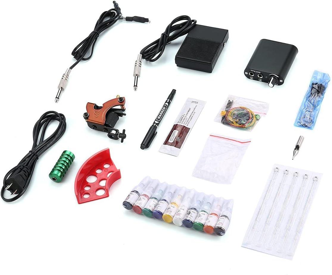 Surgewaves Tattoo Complete Kit 1 kit Machine Spasm price Pro Arlington Mall G