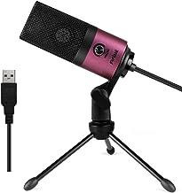 ضبط صدای میکروفون ضبط شده یواس بی ضبط در لپ تاپ بدون نیاز به رابط کارت صدا و قدرت فانتوم (K669)
