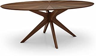 Best starburst oval dining table Reviews