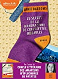 Le Secret de la manufacture de chaussettes inusables - Livre audio 2 CD MP3