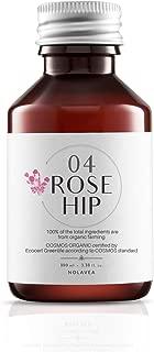 Aceite de Rosa Mosqueta Bio 100% Vegetal - 100ml - Aceite Esencial Prensado en Frío y Virgen - 1ª Presión - Tratamiento Corporal, Rostro, Anti-edad, Corrector, Reparador - Hidratante, Nutre y Repara