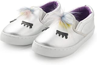 KKomForme Baby Toddler Sneakers,Soft Outdoor Shoes