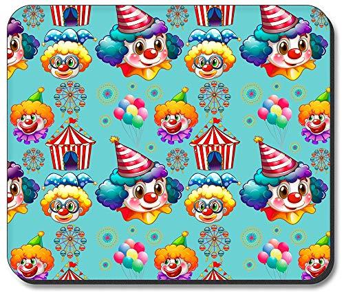 Mauspad - Clowns