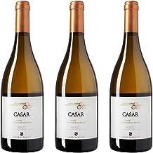 Casar Godello Fermentado En Barrica Vino Blanco - 3 botellas x 750ml - total: 2250 ml