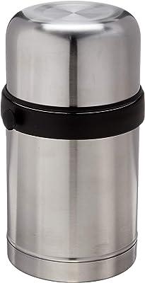 Uniware 2406 800 Ml Stainless Steel Vacuum Lunch Jar