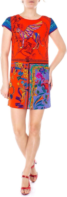 Desigual Short Dresses Woman Vest Koda 19SWVWBM