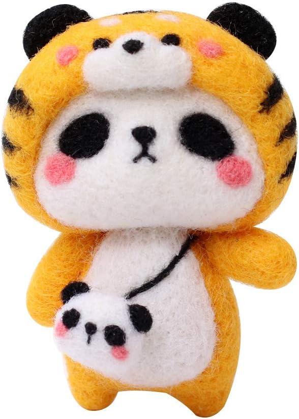 Chuiouy Needle Felting Beginner Kits price Felt Cute Animals New color C Animal