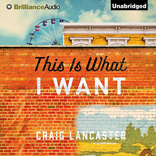 This Is What I Want audiobook cover art