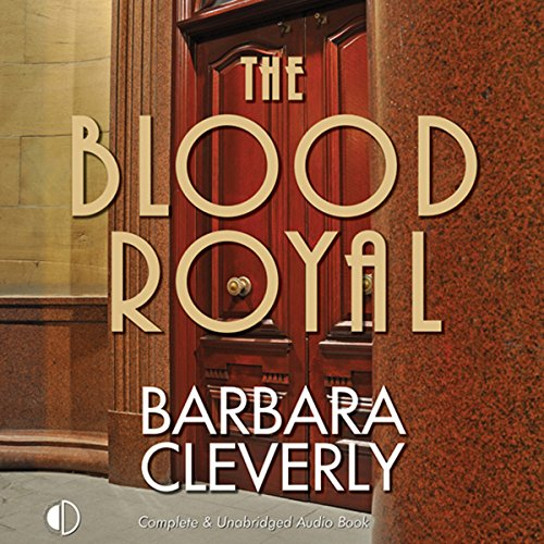 The Blood Royal audiobook cover art