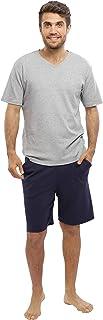 jijamas Incredibly Soft Pima Cotton Men's Pajamas Set - The Weekender Shorts