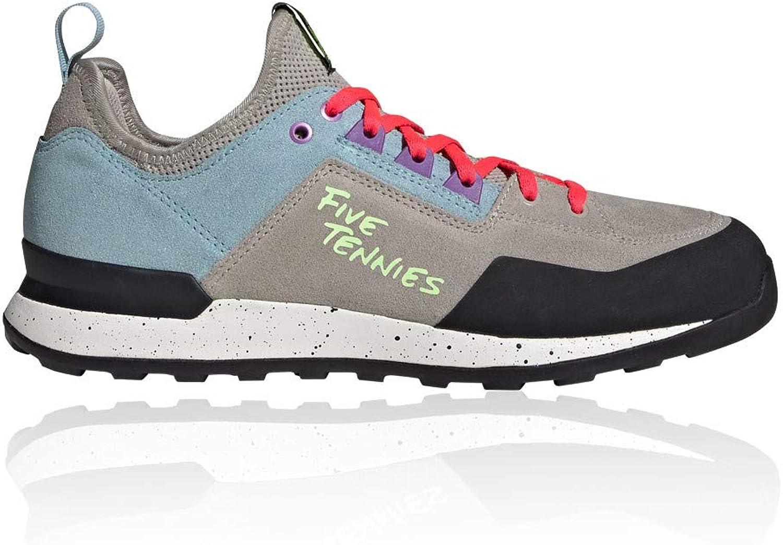 Adidas Damen Five Five Tennie W Fitnessschuhe, blau, 42 EU  am besten kaufen