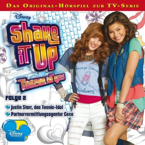 Shake it up: Tanzen ist alles 2 Titelbild