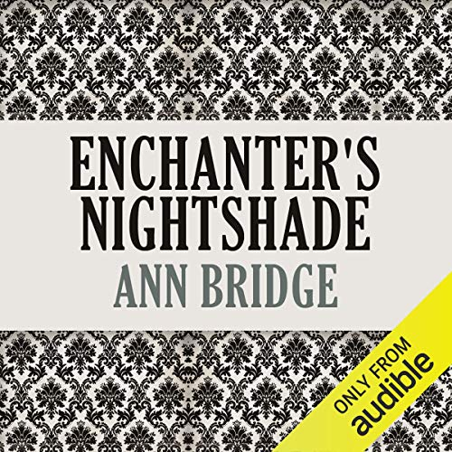 Enchanter's Nightshade audiobook cover art