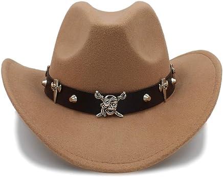 31b1b91515876 Unisex Warm Fedora Hat Equestrian Cap Comfortable Dakota Crushable Wool  Felt Western Cowboy Casual Hat