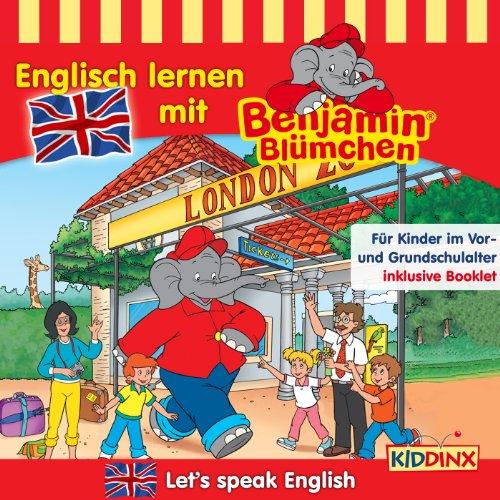Englisch lernen mit Benjamin Blümchen Titelbild