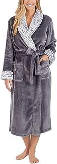 Carole Hochman Ladies' Plush Wrap Robe