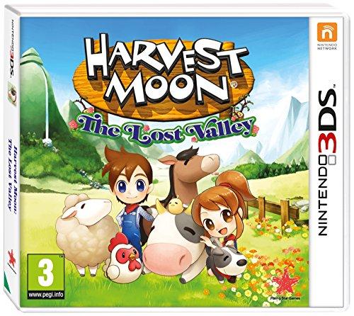 Harvest Moon: Verlorene Tal 3DS UK Lost Valley multi