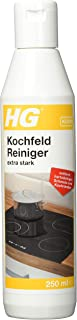 HG Kookplaatreiniger intensief 2-pack (2 x 250 ml) – keramische veldreiniger – verwijdert hardnekkig vet en roet grondig