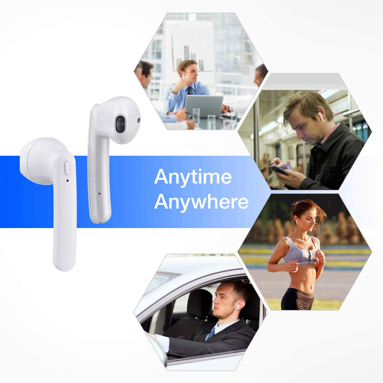 Buy Bluetooth Earbuds Bluetooth 5 0 Headphones Wireless Earbuds 35h Cycle Playtime In Ear Wireless Headphones Hi Fi Stereo Sweatproof Earphones Sport Headsets Built In Mic For Work Running Travel Gym Online In Italy B07s93yl9k