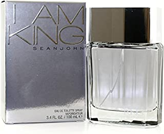 Sean John I Am King Eau de Toilette Spray, 100ml