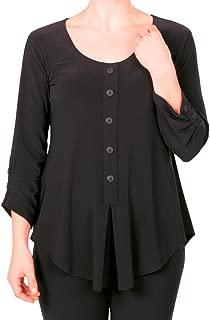 Women's Unity Henley Tunic (Style No# 22108)