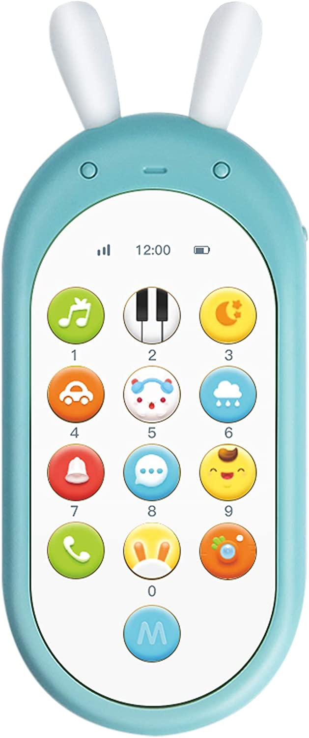 JONZOO Baby Musical Cell Phone Popular product with Toy Now free shipping Electronic Learning