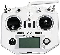 FrSky Taranis Q X7 Digital Telemetry ACCST OpenTX Radio Transmitter 16 Channel 2.4Ghz White