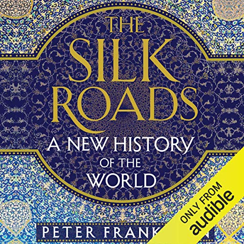 Couverture de The Silk Roads