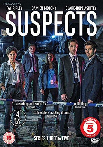 Suspects - Series 3-5