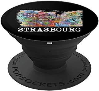 Strasbourg Shirt - Alsace T Shirt tShirt Tee PopSockets Grip and Stand for Phones and Tablets
