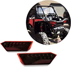 Set of 2 LED Tail Light Rear Lamp Replacement for POLARIS 2014-2019 RZR 1000 900 XP 4 TURBO