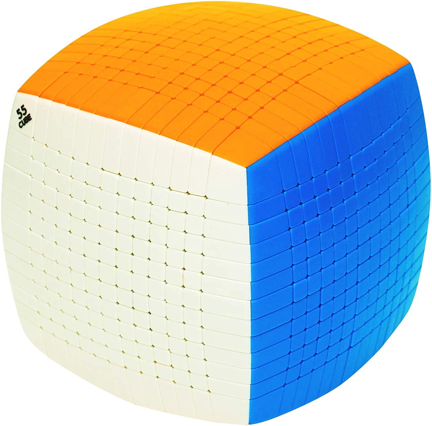 55cube 13x13 Cube Stickerless, New Structure  More Smoothly Than Original 13x13 Cube